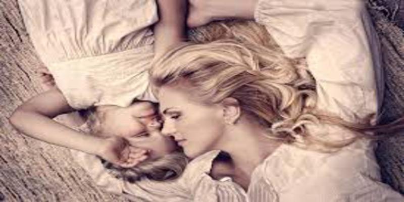 Con sẽ là con của bà mẹ đơn thân