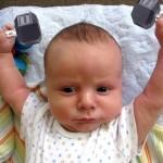 Tháng sinh nói lên sức khỏe của trẻ