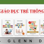 Dạy con bằng phương pháp Glenn Doman