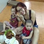 Tâm sự ứa nước mắt của mẹ 9x đơn thân nuôi 2 con