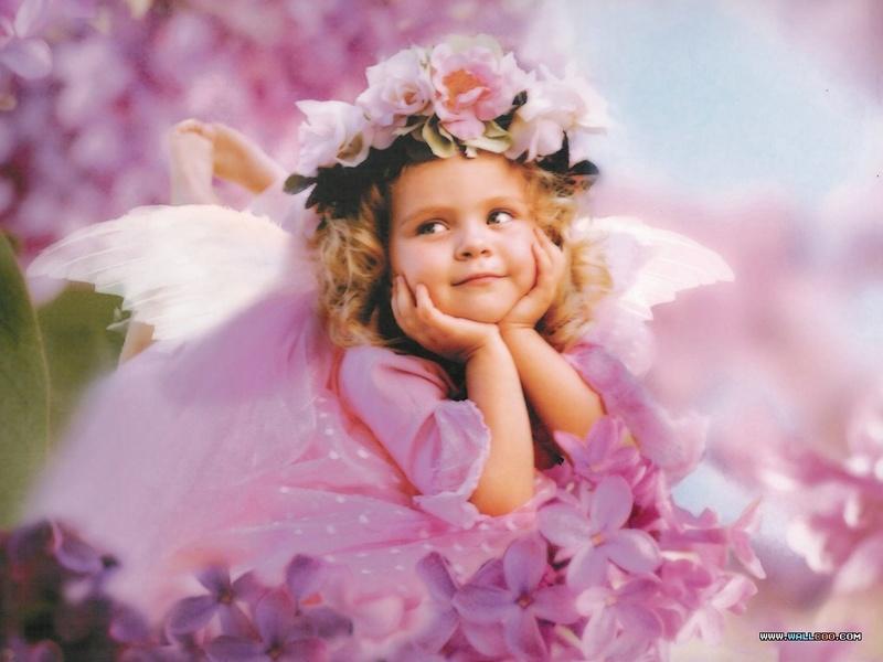 Mang thai một thiên thần đã là một tác phẩm tuyệt vời của tạo hóa.