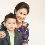Những mẹ đơn thân nổi tiếng showbiz Việt