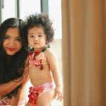 """Bộ ảnh hoang dã- """"ca cao và mẹ"""" dễ thương của mẹ Việt"""
