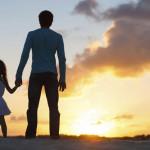 Tâm sự của ông bố đơn thân khi con mới 9 ngày tuổi
