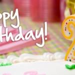 Nhật ký cho con- Chúc mừng sinh nhật con yêu tròn 2 tuổi