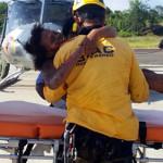 Mẹ và bé sơ sinh sống sót kỳ diệu trong tai nạn