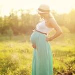 Thư gởi con sắp chào đời của mẹ bầu đơn thân