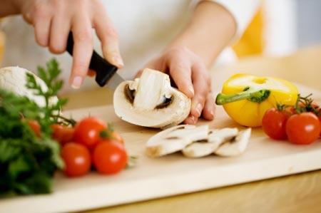 học cách nấu ăn cho giỏi