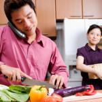 Tại sao chỉ có phụ nữ mới phải làm việc nhà?