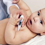 Những cách hạ nhiệt cực nhanh khi bé bị sốt