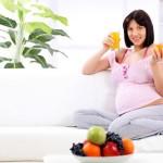 Mang thai tháng thứ nhất nên ăn gì?