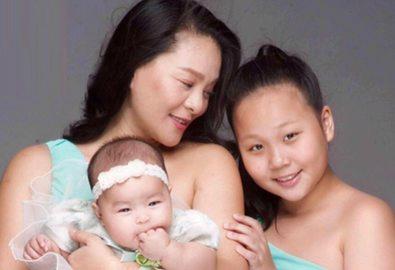 Người mẫu Huỳnh Trang Nhi 2 lần làm mẹ đơn thân nơi đất khách