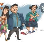 Khi ngoại tình, đa số đàn ông nói xấu vợ