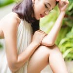"""Hoa Hậu Ngọc Diễm không thích bị gọi là """"bà mẹ đơn thân"""""""