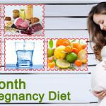 Mang thai tháng thứ 5 nên ăn gì?