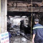 Cháy lớn ở Hồ Chí Minh: Hai mẹ con chết trong tư thế ôm nhau