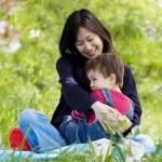 Cảm ơn con vì con đã đến bên Mẹ