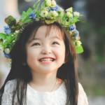 Mẹo hay giúp mẹ nuôi con gái đẹp như thiên thần