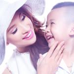 Những bà mẹ đơn thân nổi tiếng của showbiz Việt