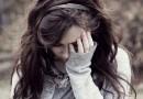 Cô gái à, khi buồn cứ khóc thôi!