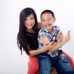 Cát Phượng – Bà mẹ đơn thân kiên cường của showbiz Việt