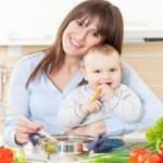 Dinh dưỡng cho mẹ khi cho con bú