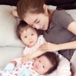 Elly Trần – Bà mẹ đơn thân hai con quyến rũ nhất showbiz
