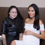 Thêm một siêu mẫu Việt làm mẹ đơn thân
