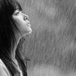Thân con gái như hạt mưa xa ..