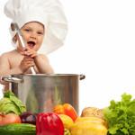 Dinh dưỡng cho cân nặng của trẻ