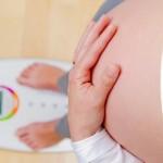 Biểu đồ tăng trọng của mẹ và thai nhi
