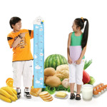 Những thực phẩm giúp phát triển chiều cao của trẻ