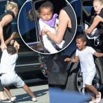 Charlize Theron: Làm mẹ đơn thân là một thách thức