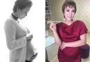 """Mỹ nhân """"đầu trọc"""" Hoa Di Linh mang bầu 5 tháng, làm mẹ đơn thân"""