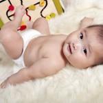 Dinh dưỡng cho trẻ sơ sinh từ 0 – 6 tháng tuổi