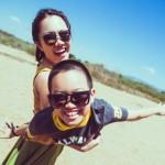 Làm mẹ đơn thân: Hạnh phúc đánh đổi bằng nước mắt