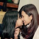 Niềm hạnh phúc của người mẹ đơn thân
