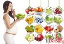 Chế độ ăn uống hợp lý cho bà bầu trong suốt thai kỳ