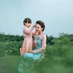 Làm bà mẹ đơn thân không có gì là không hạnh phúc…
