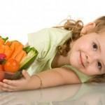 Những thực phẩm tốt cho đôi mắt của trẻ