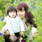 Nữ doanh nhân 9X nói về làm mẹ đơn thân
