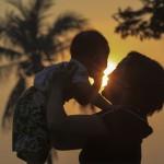 Những gì mẹ có và dành trọn cho con là tình yêu của mẹ.
