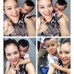 Single mom Trang Bé: Làm mẹ đơn thân thật không dễ dàng