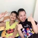 Bí quyết sống của một người mẹ đơn thân chiến thắng ung thư