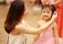 Hạnh phúc của bà mẹ đơn thân dám vượt qua dư luận
