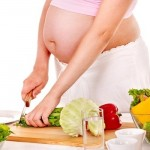Chế độ ăn cho bà bầu 3 tháng giữa thai kì