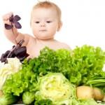 Chế biến thức ăn dặm đúng cách cho trẻ