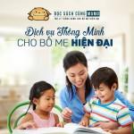 Mamo – Trợ lí đa năng cho mẹ hiện đại