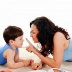 Bài học cho con: Cuộc đối thoại giữa mẹ và con trai
