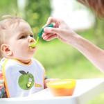 Thực phẩm giàu dinh dưỡng cho bé ăn dặm